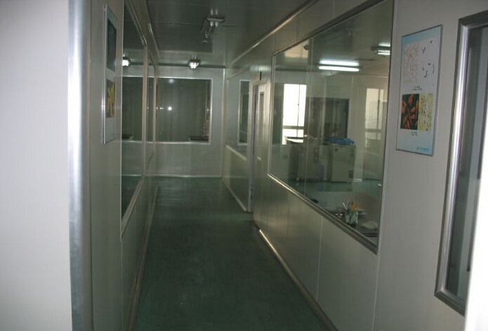 P2实验室门窗