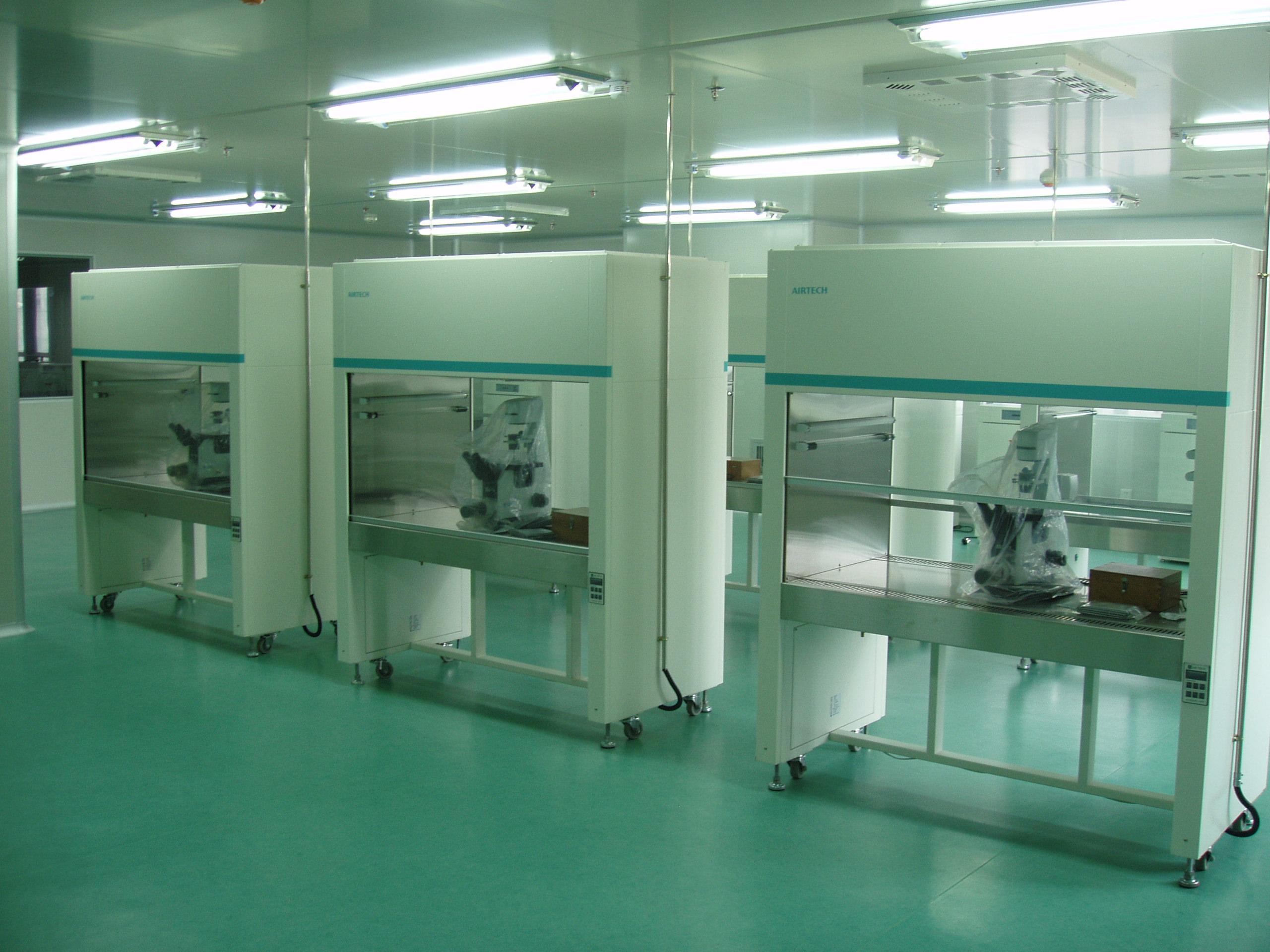 细胞操作区