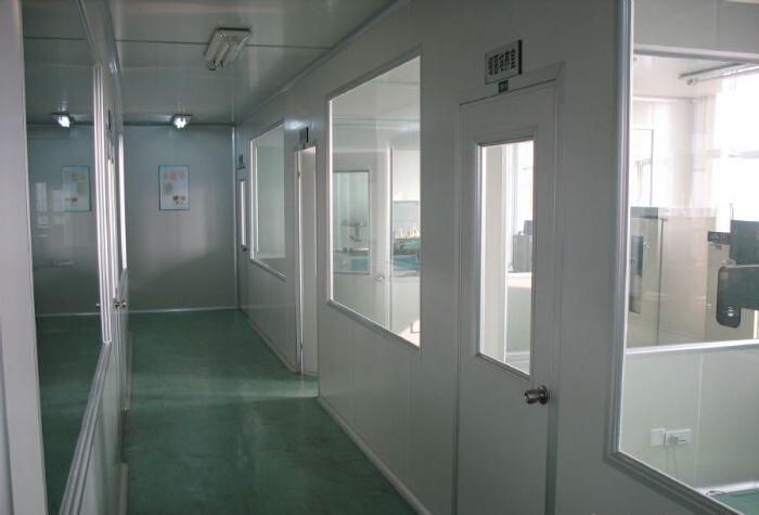 细胞培养室