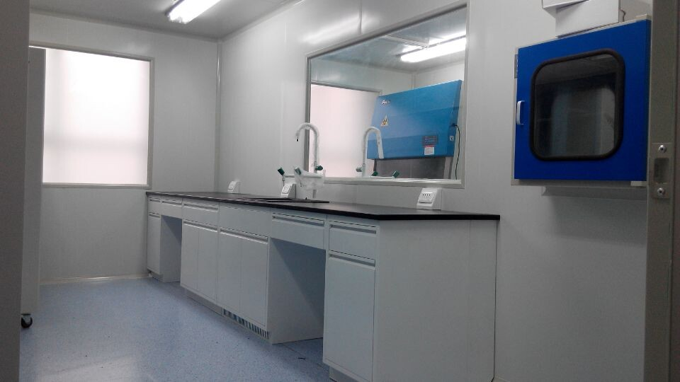 医院检疫科扩增实验室